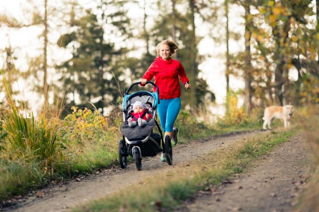 a mother runner